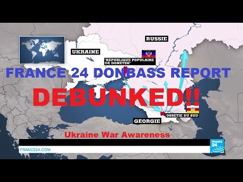 Ukraine War: Reparations, Russian Support, & Payment, France24 Report Debunked!