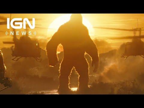 Godzilla vs. Kong Adds True Blood's Alexander Skarsgard - IGN News Mp3