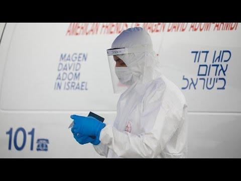 مستشفى إسرائيلي يبتكر طريقة تتيح لعلائلات ضحايا كوفيد 19 إلقاء نظرة أخيرة على أحبائهم…  - نشر قبل 4 ساعة
