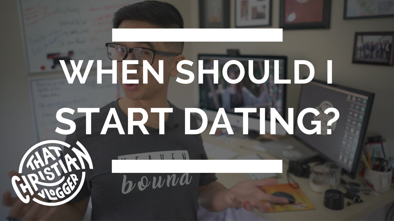 What age should you start online dating