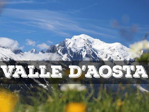 Top 10 cosa vedere in Valle D'Aosta