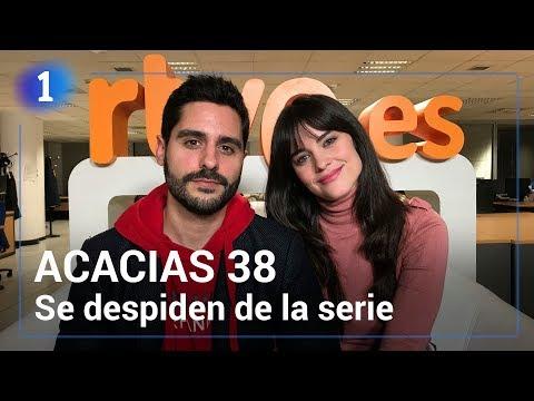 Víctor y María Luisa se despiden de ACACIAS 38