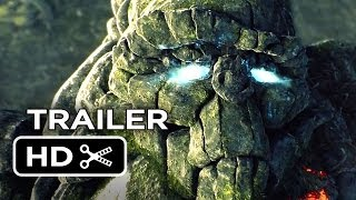 Kong Official Teaser Trailer 1 (2016) - Animated Movie HD