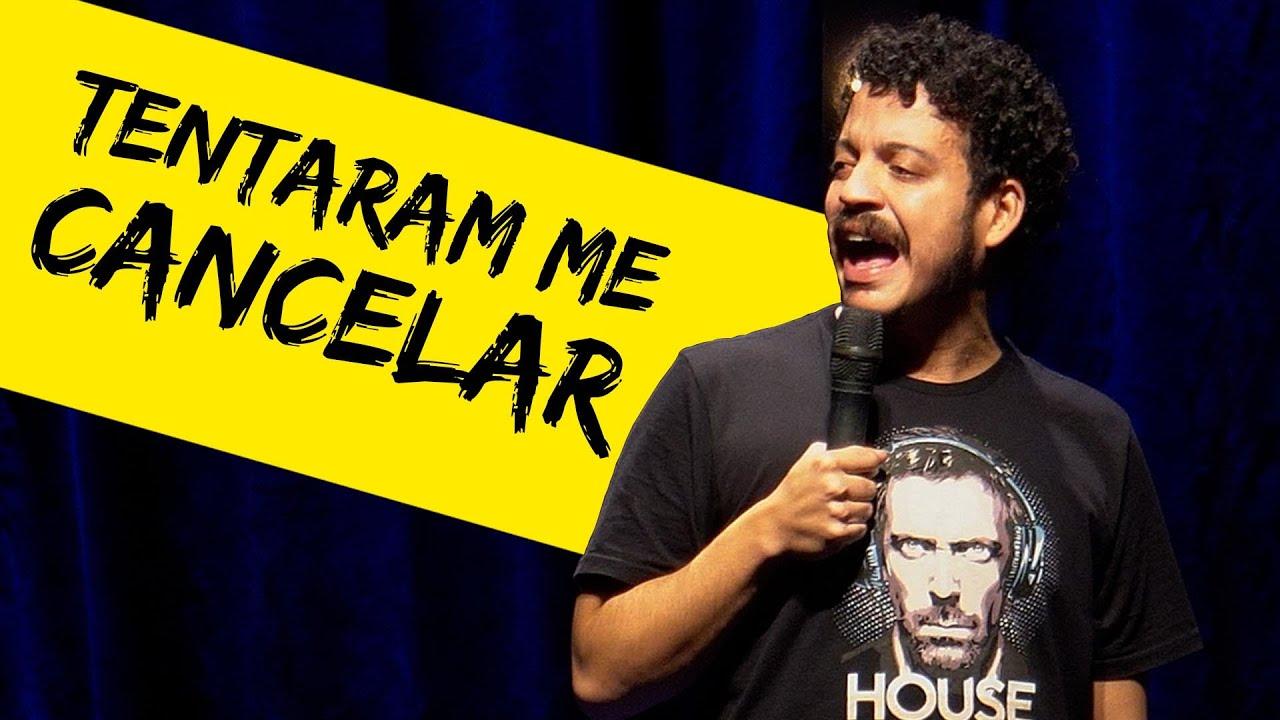 Rodrigo Marques - Cultura do Cancelamento - Stand Up Comedy