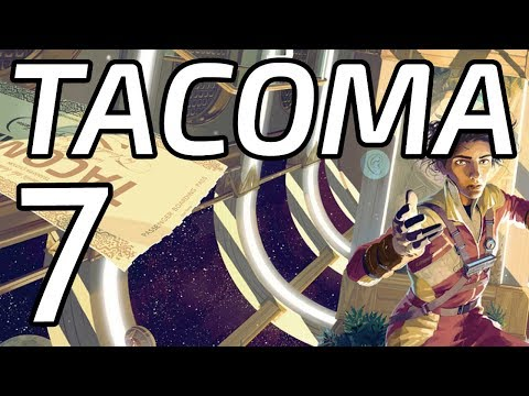 Tacoma playthrough pt7 - Bad Investments and Contingency Plans