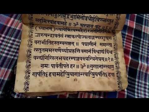 rudraashtadhyaayi