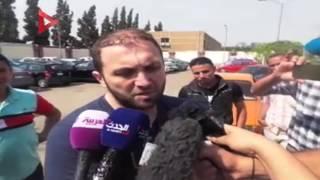 بالفيديو| أحد أقارب ركاب الطائرة المفقودة: محدش قالنا حاجة عشان معندهمش معلومة