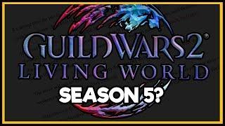 Guild Wars 2 - Season 5 Announcement Event!