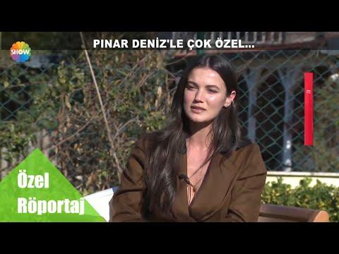 Pınar Deniz ile özel röportaj