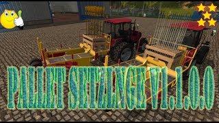 "[""PALLET SETZLNGE"", ""Mod Vorstellung Farming Simulator Ls17:PALLET SETZLNGE""]"