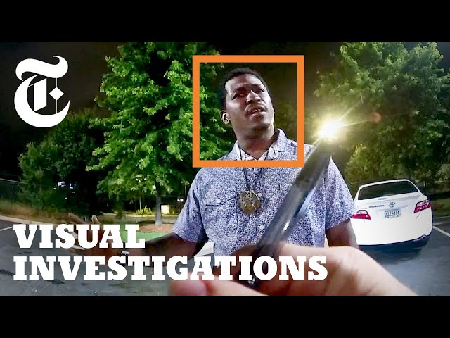 How a Police Encounter Turned Fatal: The Killing of Rayshard Brooks | Visual Investigations