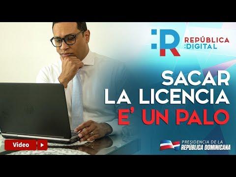 VIDEO: Sacar la licencia e' un palo