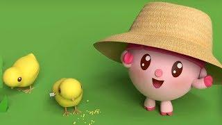 Малышарики - песенка - Ферма 🐑 - для самых маленьких - клип на песню
