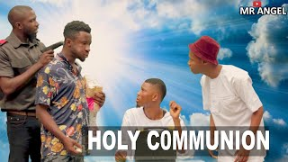 PROPHET ROLEX AND MR ANGEL on the communion wahala