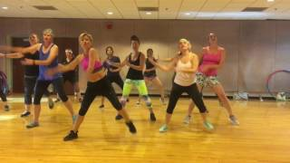 """ROCKABYE"" Clean Bandit ft Sean Paul - Dance Fitness Workout Valeo Club"