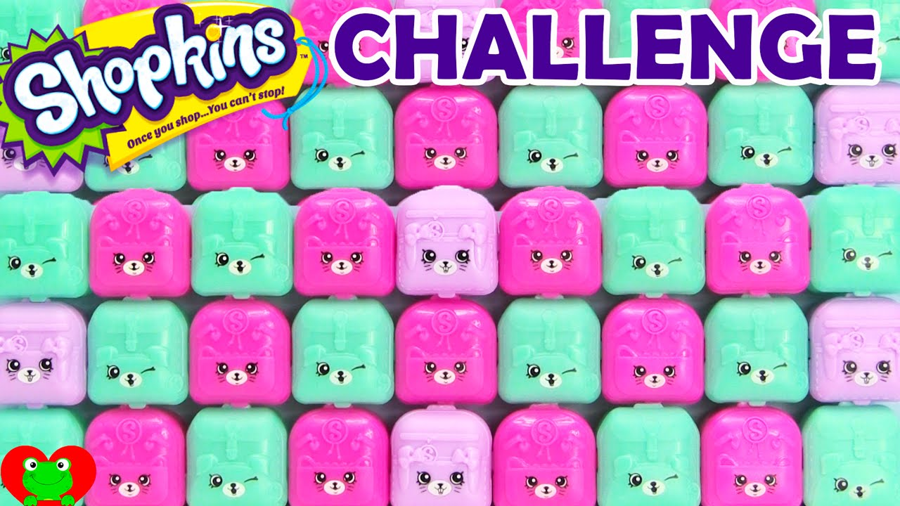 shopkins challenge season 1 2 3 4 5 and exclusives in petkins