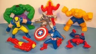 2010-marvel-heroes-set-of-8-mcdonald-39-s-happy-meal-kid-39-s-toy-39-s-video-review