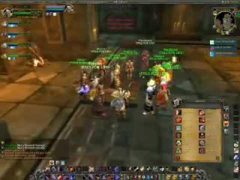 Leroy Jenkins - World of Warcraft Epic Raid Fail