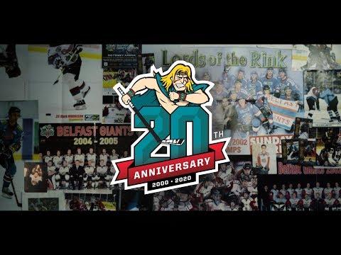 Stena Line Belfast Giants - 20th Anniversary Season Tribute