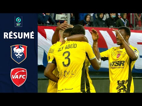 Caen Valenciennes Goals And Highlights