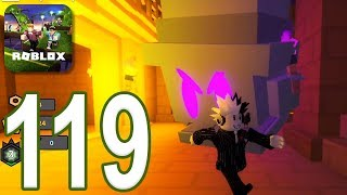 ROBLOX - Gameplay Walkthrough Part 119 - Temple Thieves (iOS, Android)