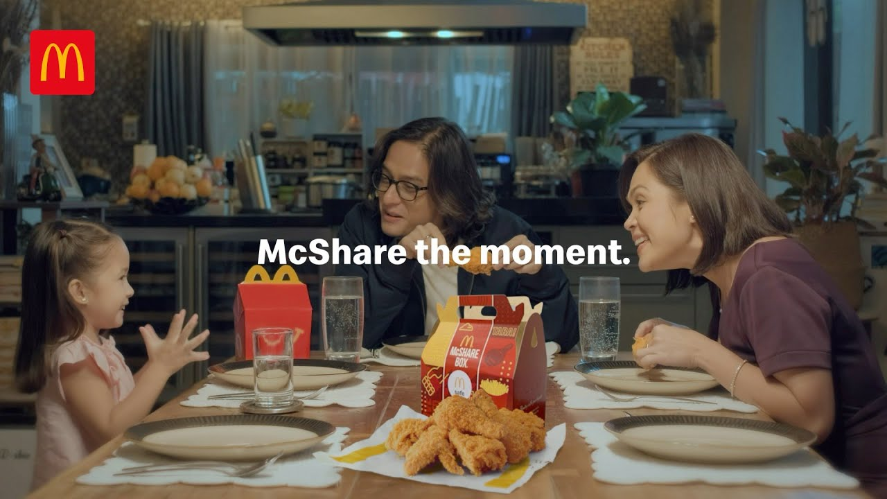 McShare the moment