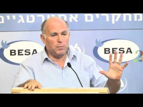 Military and Political Lessons of Operation Protective Edge - Prof. Uzi Arad