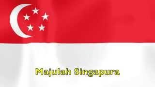 Majulah Singapura   Singapore's National Anthem