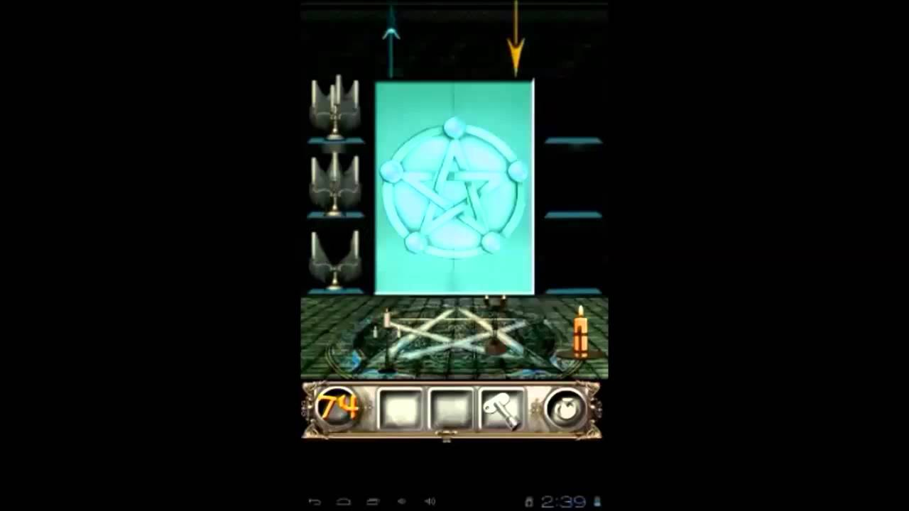 100 Doors Floors Escape Level 74 Walkthrough Youtube