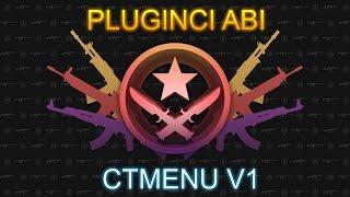 Cs 1.6 - Plugin Tanıtımları # PluginciAbi  Ctmenu V1