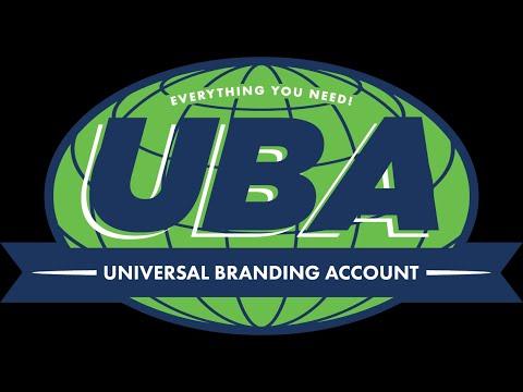 (UBA) Universal Branding Account