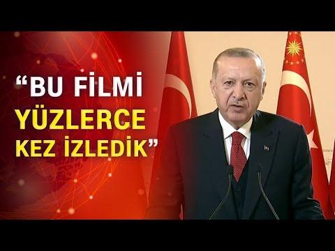 """Cumhurbaşkanı Erdoğan: """"Teröristlerin fikir özgürlüğüyle alakası yok!"""" Boğaziçi açıklaması"""