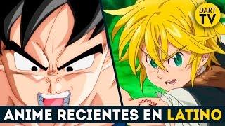11 Anime en Español Latino Recientes