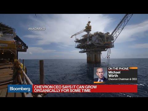 Chevron CEO Says Anadarko Bid Withdrawal A $1B 'Win'