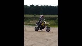 Motocross cobra 50cc
