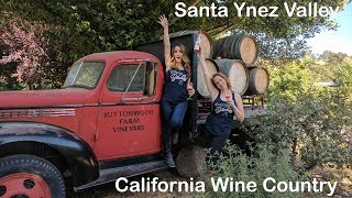 CALIFORNIA WINE COUNTRY - AMAZING Things to do in the Santa Ynez Valley and Solvang
