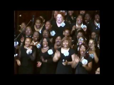 Pastor David Wright & NY Fellowship Mass Choir - Who's on the Lord's Side