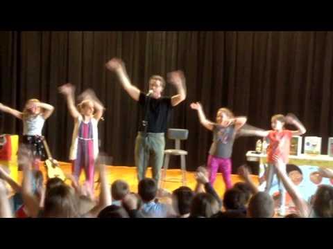 The Polka-Dot Pants Dance at Adams Elementary