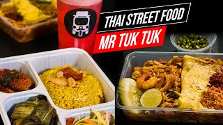Thai Street Food from Mr. Tuk Tuk | Food Delivery Review