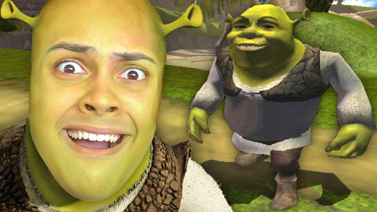 Shrek: The Official Video Game (Shrek Extra Large) [2001 ...