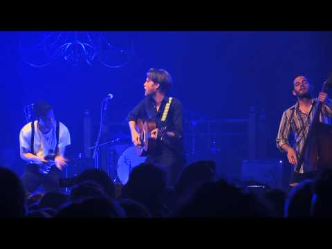 The Lumineers - Brussels, Cirque Royal - Eloise (no amps or mikes)