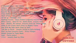 Cover Songs Relaxing Acoustic Female Covers of Popular Songs