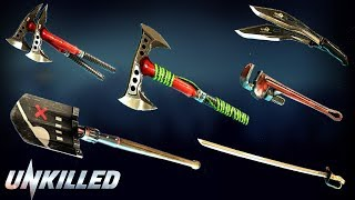 UNKILLED | All Melee Weapons