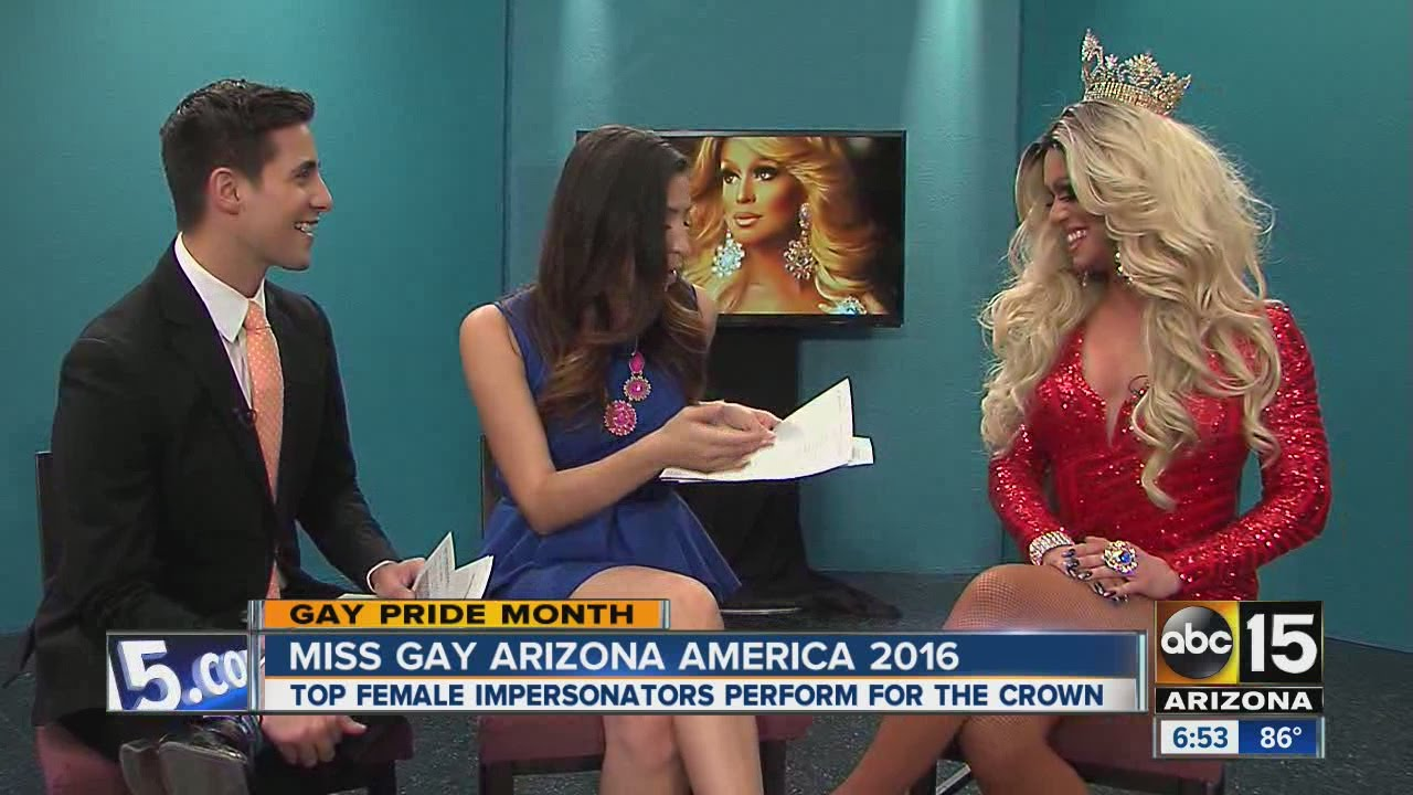 Miss gay contests