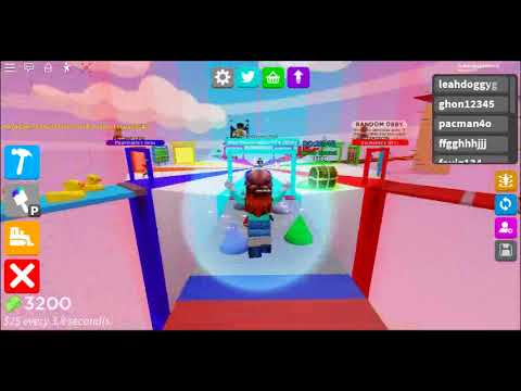 Playing Roblox Obby Maker Game And Trying Other Peoples Obbys