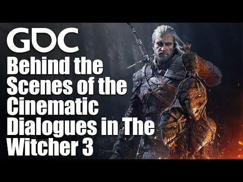 Behind the Scenes of Cinematic Dialogues in The Witcher 3: Wild Hunt