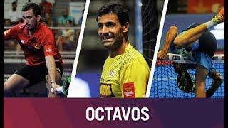Resumen Octavos (Mañana) Estrella Damm Alicante Open 2017