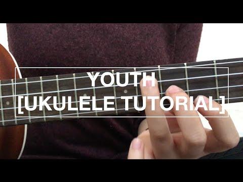 Youth - Troye Sivan (Ukulele Tutorial)