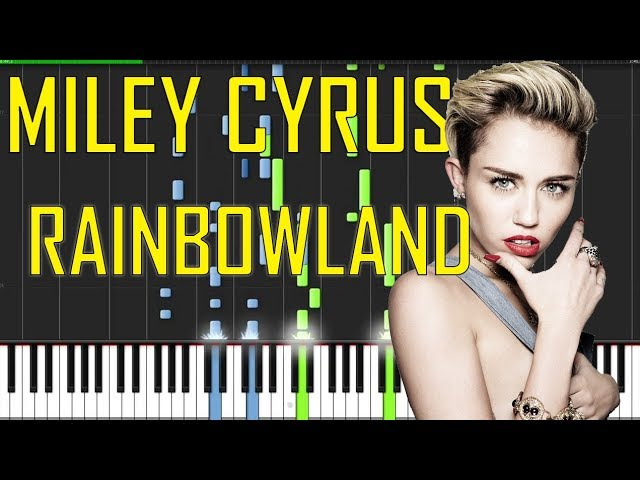 miley-cyrus-rainbowland-ft-dolly-parton-piano-tutorial-chords-how-to-play-cover-nevertone