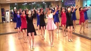 Strange Roses -(사)한국라인댄스협회-남양주지회(Dance & Count)-Intermediate-송년27번곡